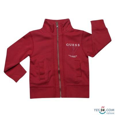 Áo khoác bé trai màu đỏ - JGA8952-RED