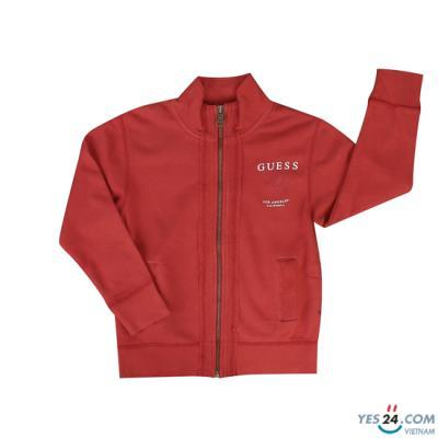 Áo khoác bé trai màu đỏ - JGA8952/Red